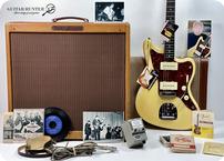 Fender Jazzmaster 1960 Blond