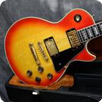 Gibson Les Paul Custom 1977 Cherry Sunburst