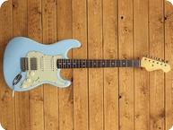 Nash Guitars S 63 SSH 2021 Sonic Blue