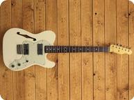 Nash Guitars 72 Thinline 2021 Olympic White
