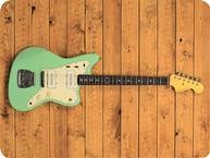 Nash Guitars JM63 2021 Surf Green