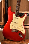 Fender Stratocaster 1963 Candy Apple Red