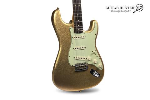 Fender Custom Shop 1960 Stratocaster – Relic 2006 Gold Sparkle