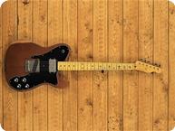 Nash Guitars TL 72 Custom 2021 Mocca Brown