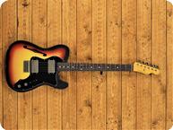 Nash Guitars 72 Thinline 2021 3 Tone