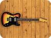 Nash Guitars -  72 Thinline 2021 3 Tone