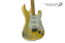 Fender 57 Stratocaster Heavy Relic 2013 Faded Nocaster Blonde