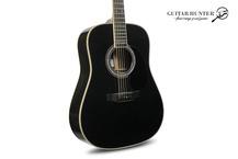 C. F. Martin Co Special Edition D 35 Johnny Cash 2011 Black