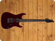 Suhr-Pete Thorn-2021-Garnet Red