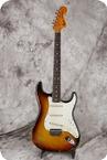 Fender Stratocaster Hardtail 1973 Sunburst