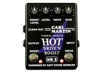 Carl Martin Hot Driven Boost MK3