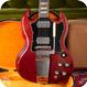 Gibson SG Standard 1969 Cherry Red