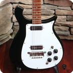 Rickenbacker 450 12 1966 Jetglo