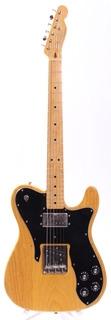 Fender Telecaster '52 Reissue '72 Custom Conversion Creamery Pickups 2015 Natural