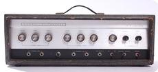 Silvertone 1484 Twin Twelve 1964 Grey