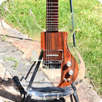 Ampeg Dan Armstrong Lucite Guitar 1970 See Through