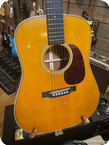Martin D 28 Authentic 1937 VTS Aged Natural