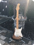 Squier Stratocaster JV 57 1983 2 TONE SB