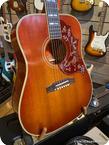 Gibson Hummingbird 1960 Heritage 2021 Cherry Sunburst