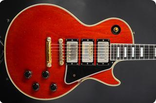 Gibson Les Paul Custom 1960 Cherry Red!