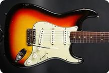 Fender Stratocasser 1964 3 Tone Sunburst