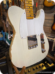 Fender Esquire 1955 Custom Shop Limited Edition 2015 Aged Olympic White Relic
