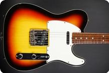 Fender Telecaster Custom 1967 3 Tone Sunburst