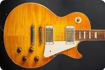 Gibson Les Paul Gary Rossington Aged 2002 Sunburst