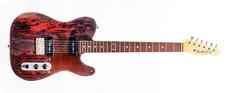 Westerberg TC 32 Forslund Guitar Design 2020 Red