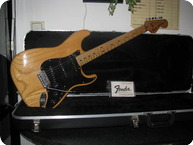 Fender Stratocaster 1976 Natural