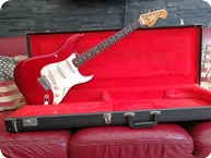 Fender Stratocaster 1975 CANDY RED