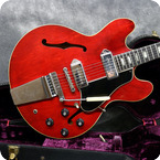 Gibson ES 330 TDC 1967 Cherry Red