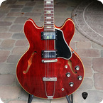 Gibson ES 335 TDC 1966 Cherry Red