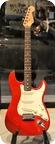 Fender Stratocaster Am Standard 1995 Red