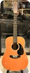 C. F. Martin Co D 28 12 Strings 2006 Natural