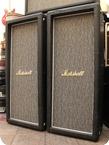 Marshall 1967 2x12 PA Column Speaker Cabinets 1967