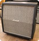 Marshall 1966 1960 Pinstripe Speaker Cab 1966