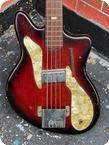 Ibanez Model 1950 Bass 1961 RedBrownburst