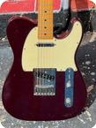 Fender Telecaster Am. Std. 60th Anniversary 2011 Midnight Wine Metallic