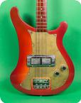Rickenbacker 4000 Bass 1962 Fireflo