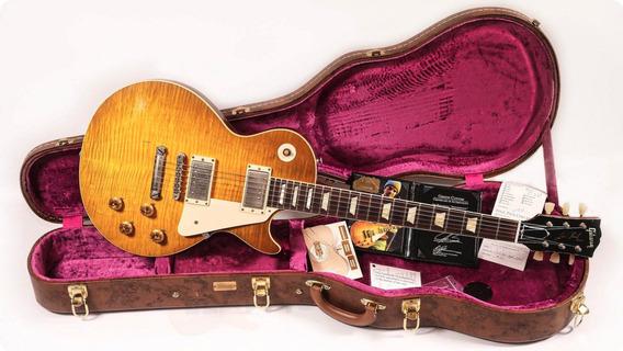 Gibson Les Paul Skinner Burst Joe Bonamassa Aged & Signed Tom Murphy Finish 2014