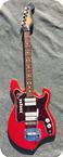 Eko 700 4V 1964 Red Sparkled
