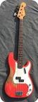 Fender Precision Bass 1966 Fiesta Red