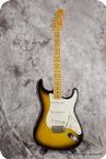 Fender Straocaster 1956 Relic 2004 Two Tone Sunburst