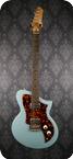 Kauer Guitars Titan KR1 Blue Lollartrons
