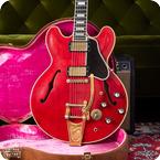Gibson ES 355 TDSV 1961 Cherry Red