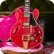 Gibson -  ES-355 TDSV 1961 Cherry Red