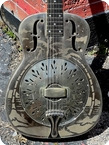 National String Instrument Corporation Style O Resonator 1934 Nickel Plated