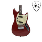 Fender Mustang 1966 Candy Red