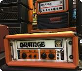 Orange GRO 100 GRAPHIC 1970 Orange
